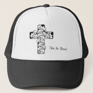 Splendid! Rejoice - He is Risen Trucker Hat