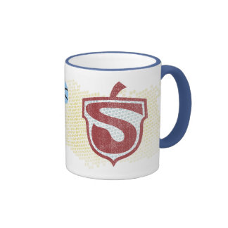 Splendid Super S - Retro Ringer Coffee Mug