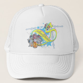 SPLENDIFEROUS Hat by Richard Calderon