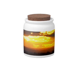 Splendor Candy Jars