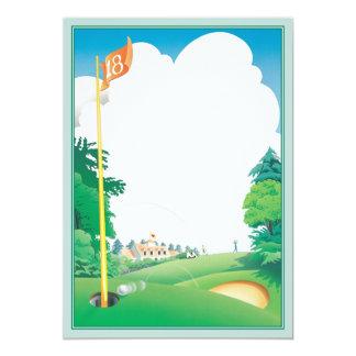 Splendor In The Grass © 5x7 Paper Invitation Card