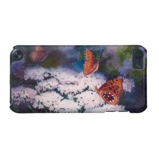 Splendor In the Meadow Butterfly IPod Touch Case