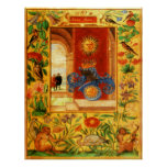 Splendor Solis: The Arms of The Art Poster