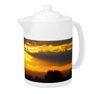 Splendor Teapot