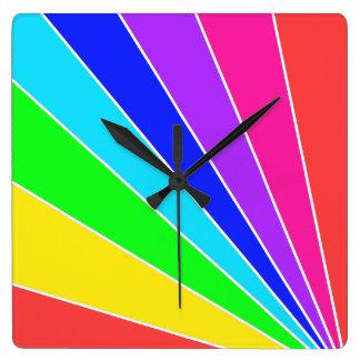 Splendorifica Reloj Cuadrado