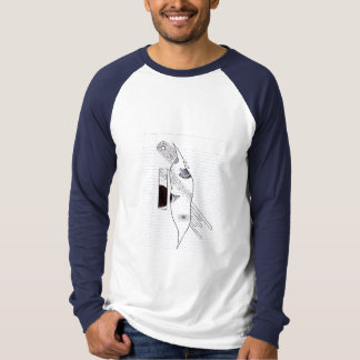 Spliced Space T-shirt