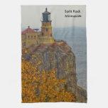 Splilt Rock Lighthouse Towel