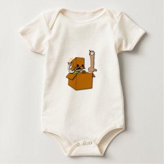 Splinter Baby Bodysuit
