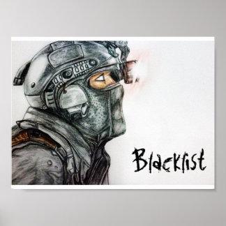 splinter cell blacklist mercs poster