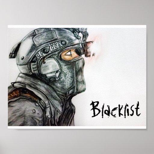 splinter cell blacklist mercs posters