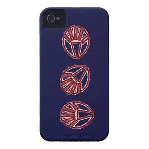 Splinter Fist iPhone 4 Covers