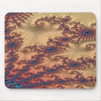 Splintered Lords Fractal Mouse Pad