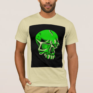splintered reality skull t T-Shirt