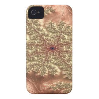 Splintered Secrets Fractal iPhone 4 Cover