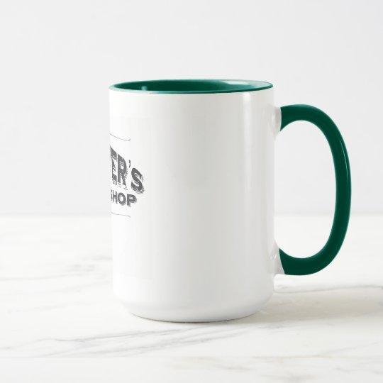 Splinter's Speed Shop Mug