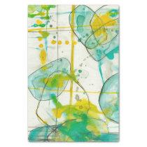 Splish Splash I Tissue Paper