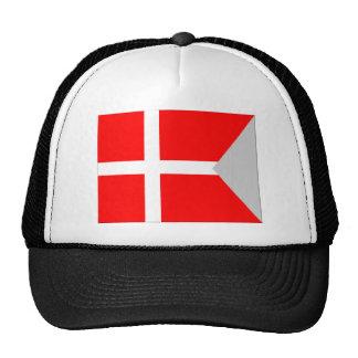 Split (Denmark) Flag Hats