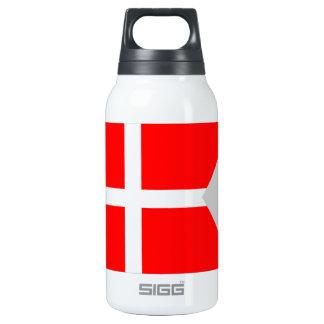 Split (Denmark) Flag Insulated Water Bottle