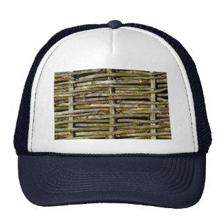 Split fence hats