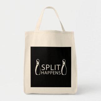 Split Happens Tote Bag
