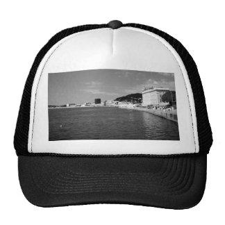 Split Harbor Hat