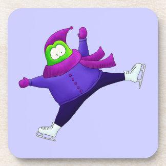 Split Jump Skating Frog Coaster