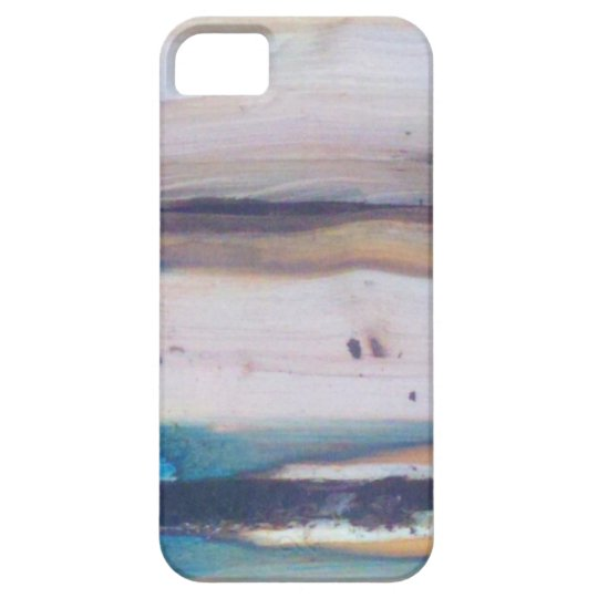 split maple wood iPhone SE/5/5s case
