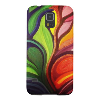 Split Panel Nature Painting Samsung Galaxy Nexus Cover