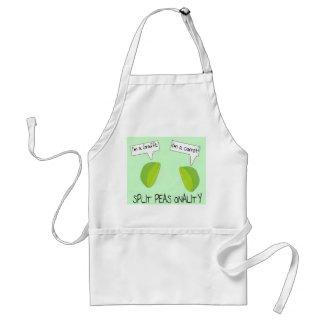 Split Peas onality Apron apron