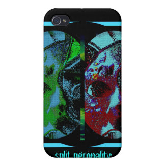 Split Personality : Cover For iPhone 4
