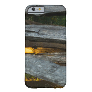 Split Rail Abstract Barely There iPhone 6 Case
