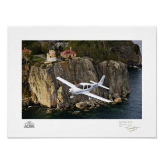 Split Rock Cirrus Gallery Poster