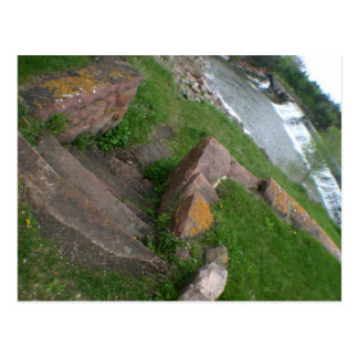 Split Rock Creek State Park Garretson, SD postcard