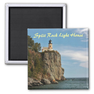 Split Rock Light House Magnets