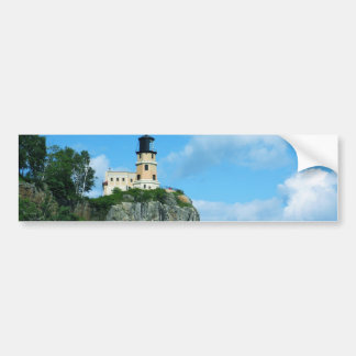 Split Rock Lighthouse Bumper Sticker