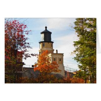 Split Rock Lighthouse Stationery Note Card