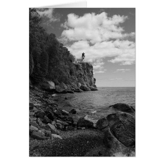 Split Rock Lighthouse Card