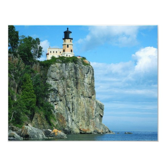 Split Rock Lighthouse Card