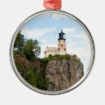 Split Rock Lighthouse Christmas Ornaments