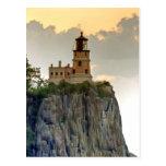 Split Rock Lighthouse Close-up Postcard