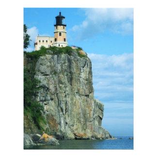 Split Rock Lighthouse Flyer