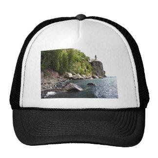 Split Rock Lighthouse Mesh Hats