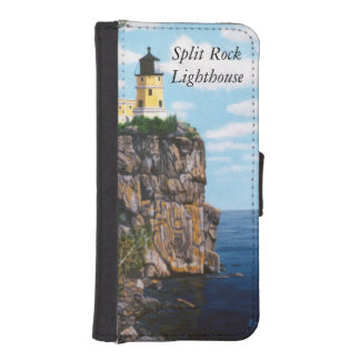 Split Rock Lighthouse iPhone 5 Wallet