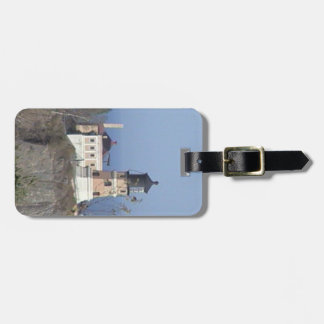 Split Rock Lighthouse luggage tag