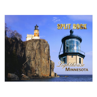 Split Rock Lighthouse, Minnesota Postcard