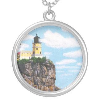 Split Rock Lighthouse Necklace