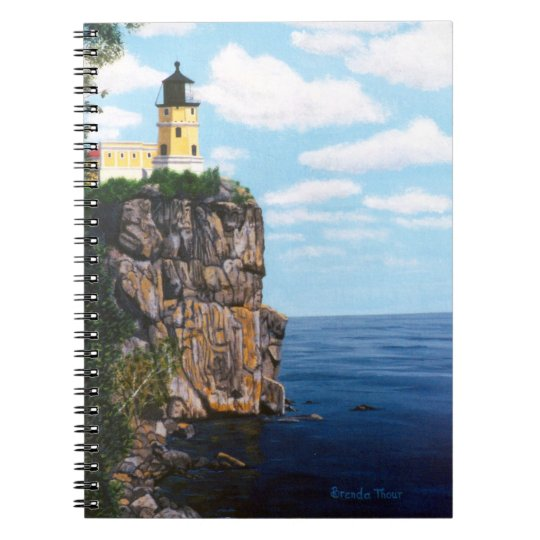 Split Rock Lighthouse Notebook