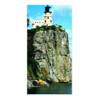Split Rock Lighthouse Photo Card