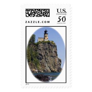 Split Rock Lighthouse Postage
