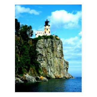 Split Rock Lighthouse Postcard